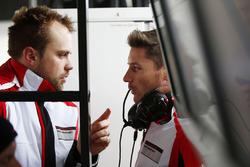 Laurens Vanthoor, Kevin Estre, Porsche Team North America Porsche
