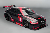 TCR Photos - Audi RS3 LMS