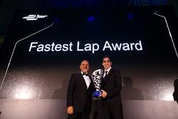 Fastest Lap Award, Sébastien Buemi, Formula E Awards Gala