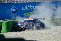 Crash Maximilian Götz,Mercedes-AMG Team HWA, Mercedes-AMG C63 DTM