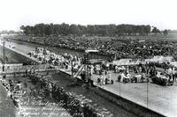 IndyCar Photos - Starting line up