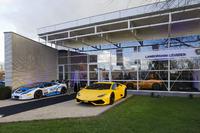 Blancpain Endurance Photos - Lamborghini Leusden