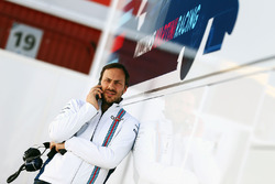 Gary Paffett, Williams Test Driver