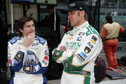 Ed Carpenter, Ed Carpenter Racing Chevrolet, J.R. Hildebrand, Ed Carpenter Racing Chevrolet