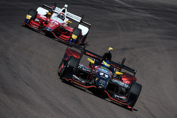 Sébastien Bourdais, KV Racing Technology Chevrolet, Carlos Munoz, Andretti Autosport Honda