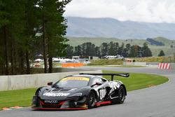 #11 Objective Racing McLaren 650S GT3: Tony Walls, Warren Luff