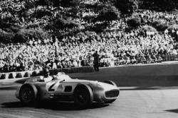 Juan Manuel Fangio, Mercedes-Benz