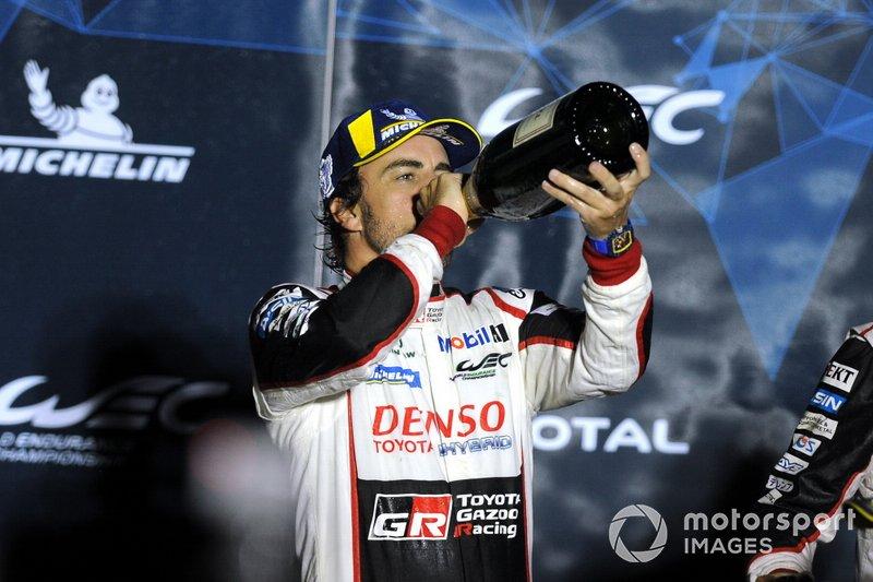 La der des ders pour Fernando Alonso en endurance