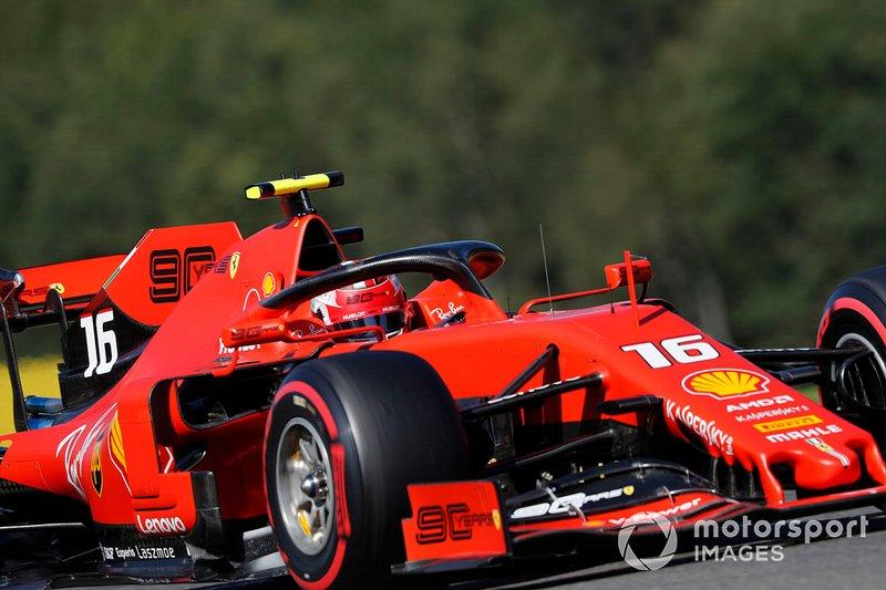 Spa, ciudad balneario con nombre de circuito de Fórmula 1