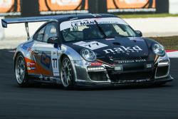 #77 Team NZ Porsche GT3 Cup: Graeme Dowsett, John Curran