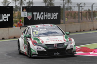 WTCC Photos - Rob Huff, Honda Racing Team JAS, Honda Civic WTCC