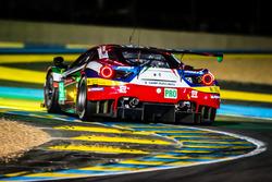 #51 AF Corse Ferrari 488 GTE: Gianmaria Bruni, James Calado, Alessandro Pier Guidi