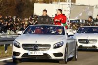 Forma-1 Fotók - Mick Schumacher a Mercedes' Motorsport találkozóján, Sindelfingenben