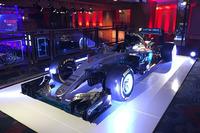 General Фото - Чемпионский Mercedes AMG F1 Нико Росберга