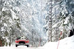 Craig Breen, Scott Martin, Citroën DS3 WRC, Citroën World Rally Team