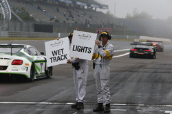 Marshalls with Wet Track and Lights boards
