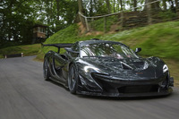 Автомобили Фото - McLaren P1 LM Lanzante