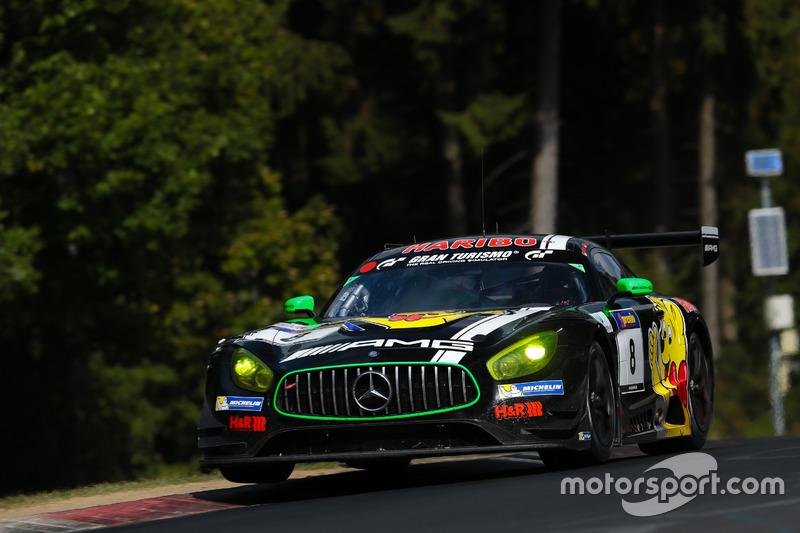 VLN 8: #8 Haribo Racing, Mercedes-AMG GT3