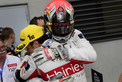 Race winners #46 Thiriet by TDS Racing Oreca 05 - Nissan: Pierre Thiriet, Mathias Beche