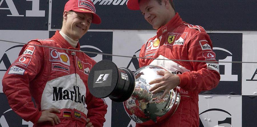 Ecclestone upset over Ferrari team orders