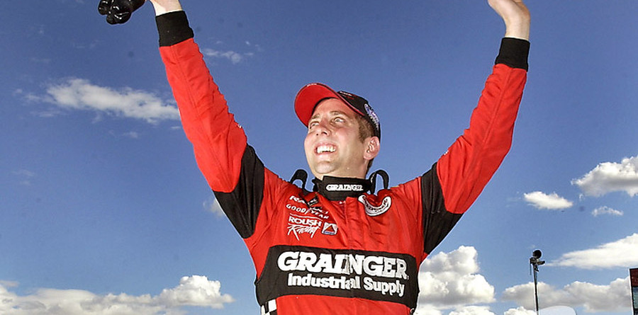 BUSCH: Biffle clinches Busch title at Phoenix