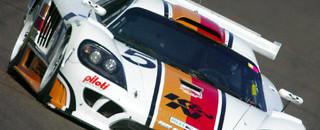 BUSCH: Sportscar driver Bingham enters NASCAR