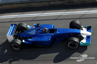 Sauber on the right track