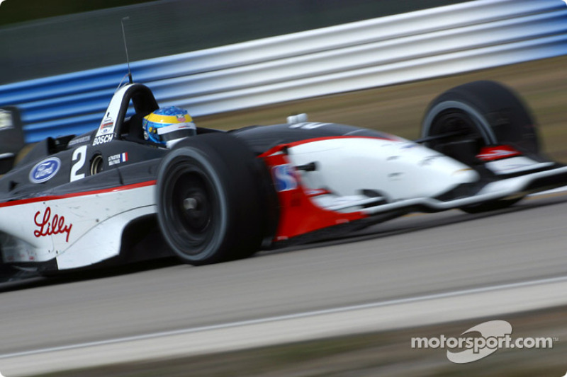 CHAMPCAR/CART: Bourdais closes Spring Training on top