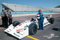 IPS: IRL: Driving Ms. Annie around Phoenix