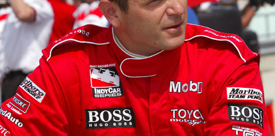 IRL: Barron to replace injured de Ferran at Motegi