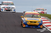 Lowndes swims across the line at Phillip Island