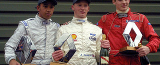 Formula Renault BFREN: Conway wins first round at Snetterton