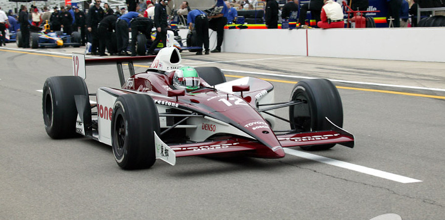 IRL: Toyota powers top three at Indy 500 opening day