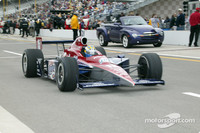 IRL: Day Four: 1999 Indy 500 winner Brack is fast