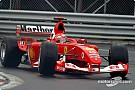 Nurburgring special for Schumacher