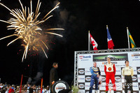 CHAMPCAR/CART: Bourdais beats Tracy in the Cleveland night