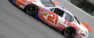 BUSCH: Harvick on Busch pole at Darlington
