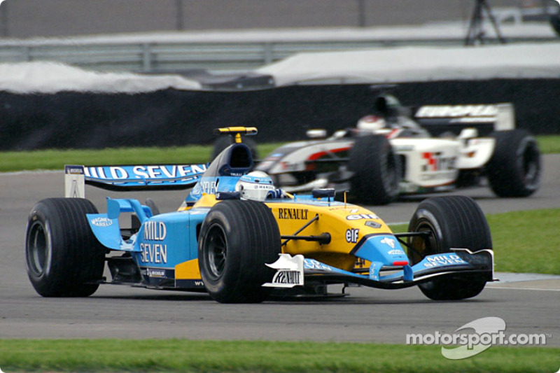 Trulli's Indianapolis weekend