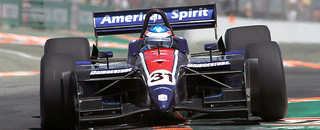 CHAMPCAR/CART: Hunter-Reay wins amazing Surfers race, Tracy champion