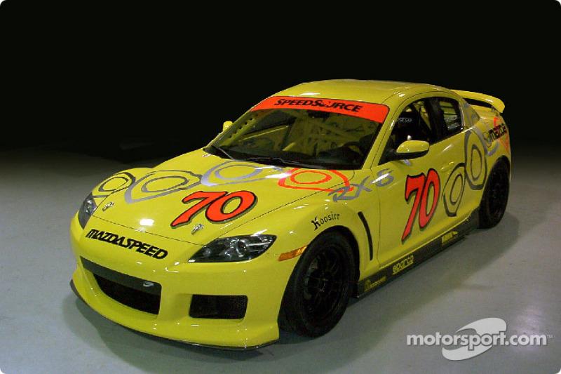 SCC: SpeedSource unviels new Mazda