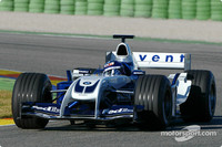 Montoya sets the pace at Barcelona
