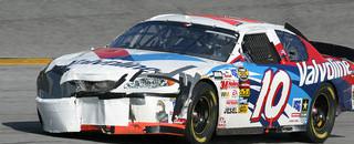 NASCAR Sprint Cup Daytona big one came at lap 70