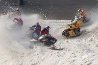Steve Taylor wins Pro Open WSA SnoCross