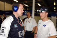 Williams believes in Michelin advantage