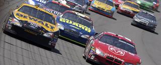 NASCAR Sprint Cup NASCAR realigns 2005 schedule