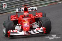 Schumacher just ahead in Monaco GP Saturday practices