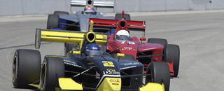 Indy Lights IPS: Unser steals the pole at Michigan