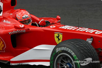 Ferrari leads the way in Italian GP first practice