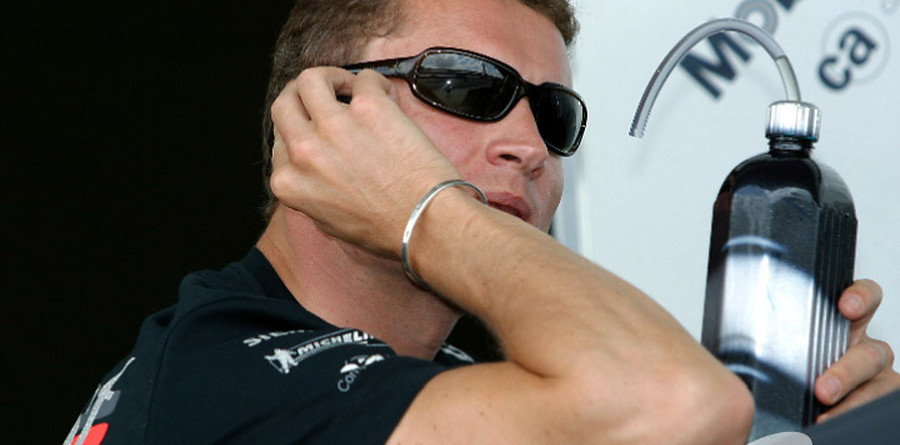 Coulthard confirmed for Race of Champions