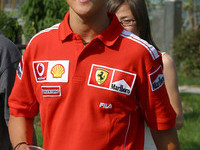 Schumacher enjoys Interlagos challenge
